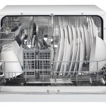 Danby DDW611WLED Countertop Dishwasher features