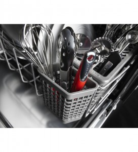 KITCHENAID Dishwasher Review - inside look