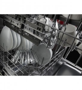 KITCHENAID Dishwasher Review - racks and trays
