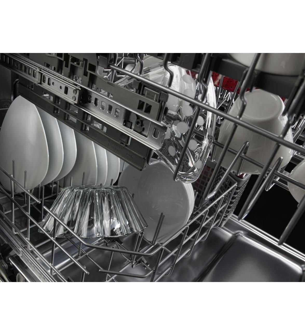 KITCHENAID Dishwasher Review U2013 Racks And Trays
