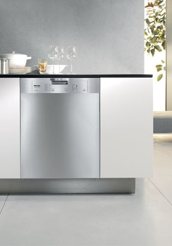 Miele Dishwasher Reviews >> What makes Miele Futura G4205SS dishwasher special?