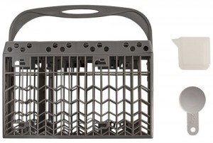 Energy Star 18 inches Built-In Dishwasher - Baskets and Trays