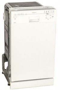 Energy Star 18 inches Built-In Dishwasher sideways look