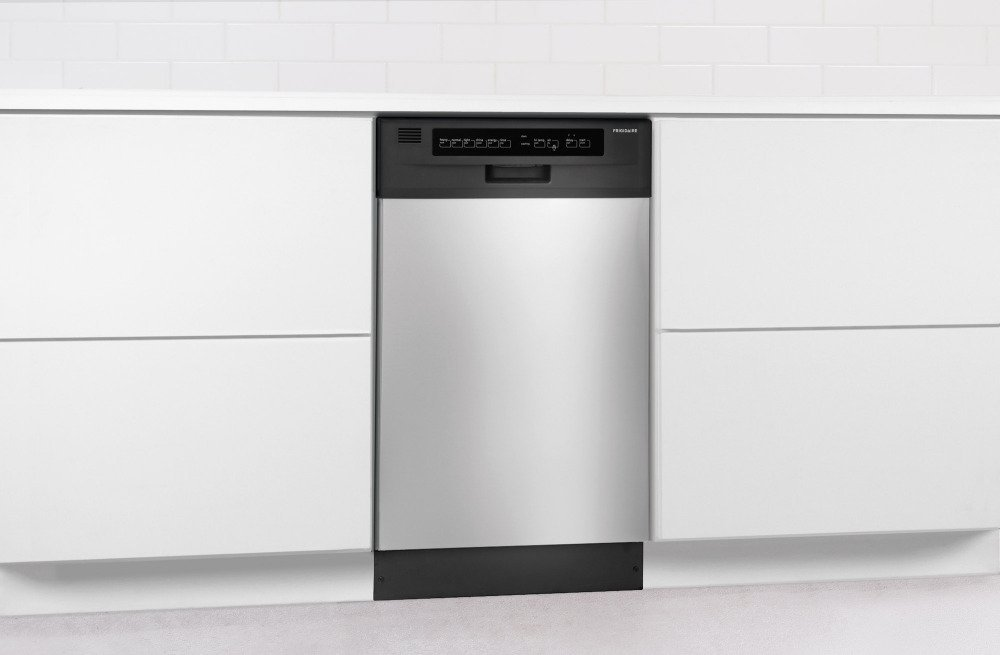 is frigidaire ffbd1821ms 18 one of the best dishwashers. Black Bedroom Furniture Sets. Home Design Ideas