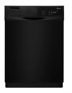 Amana ADB1100AWB 24 inches Black Full Console Dishwasher - Product Dimensions