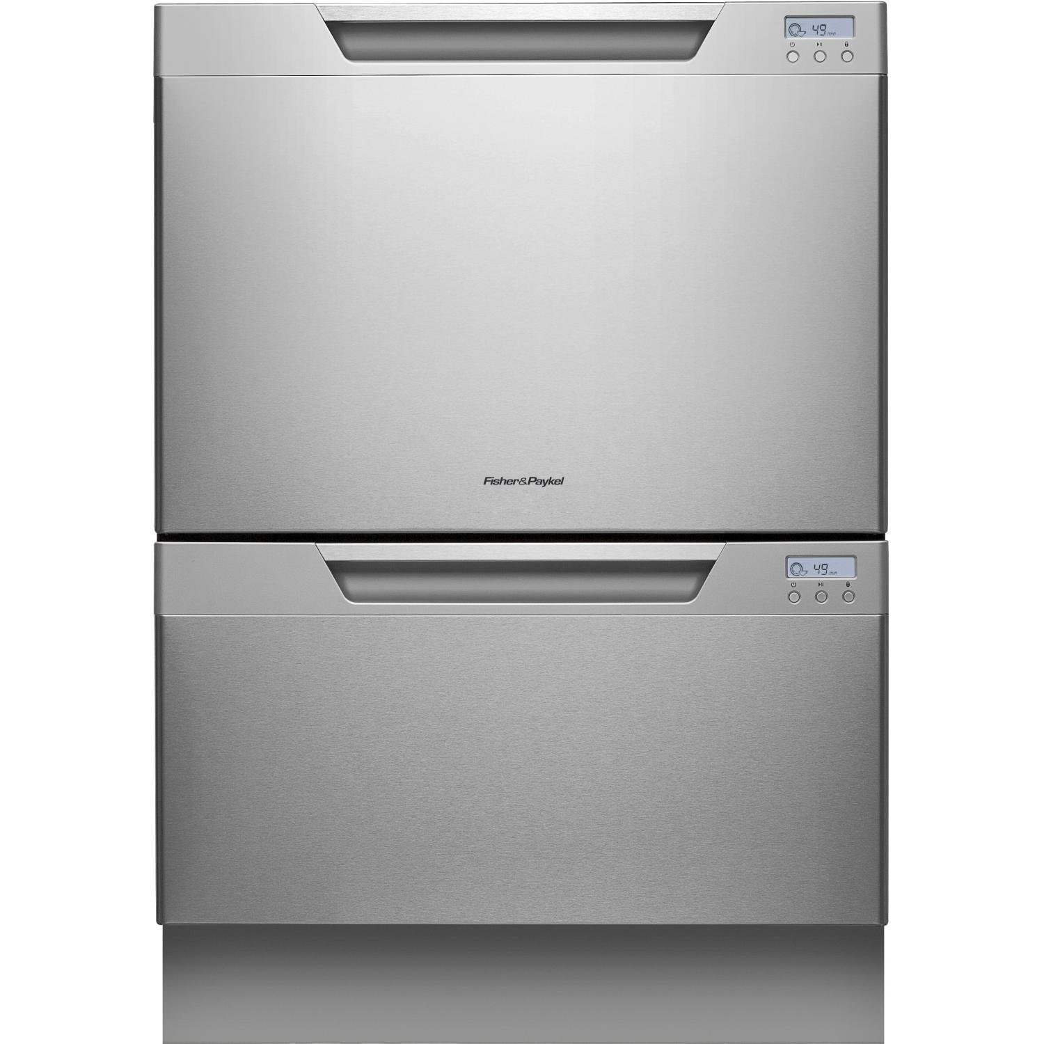 "Fisher Paykel DD24DCTX7 Dish Drawer 24"" Stainless Steel Semi - Integrated Dishwasher"