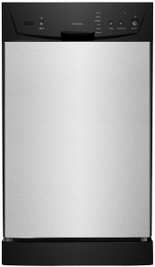 SPT SD-9252SS 18 Built-In Dishwasher - front