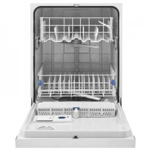 Whirlpool WDF520PADM Built-in Stainless Dishwasher - Materials