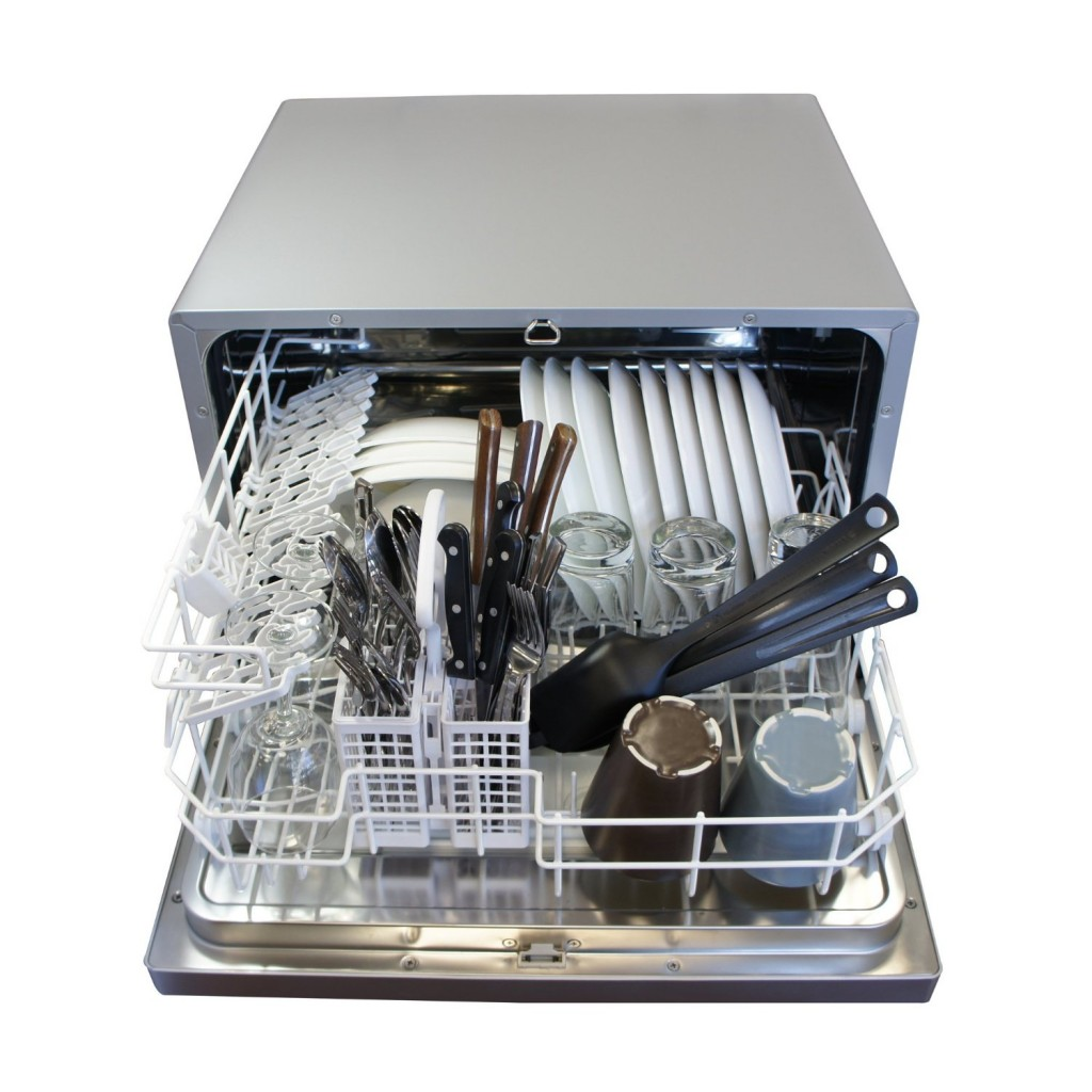 SPT SD-2202S Countertop Dishwasher - Six Standard Place Settings