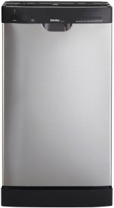 Danby DDW1899BLS 18-Inch Built-In Dishwasher Review