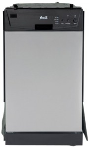 Avanti Model DWE1802SS Built-In Dishwasher - black friday