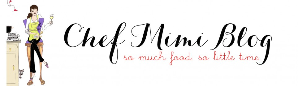 Chefmimiblog cover photo banner