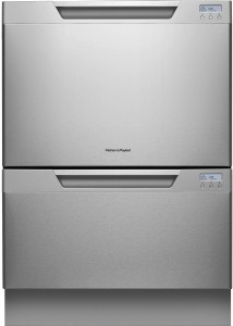 Fisher Paykel DD24DCTX7 DishDrawer Stainless Steel Semi-Integrated Dishwasher - black friday