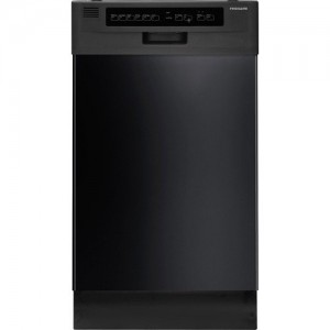 Frigidaire FFBD1821MB 18 Built-In Dishwasher - Black Review