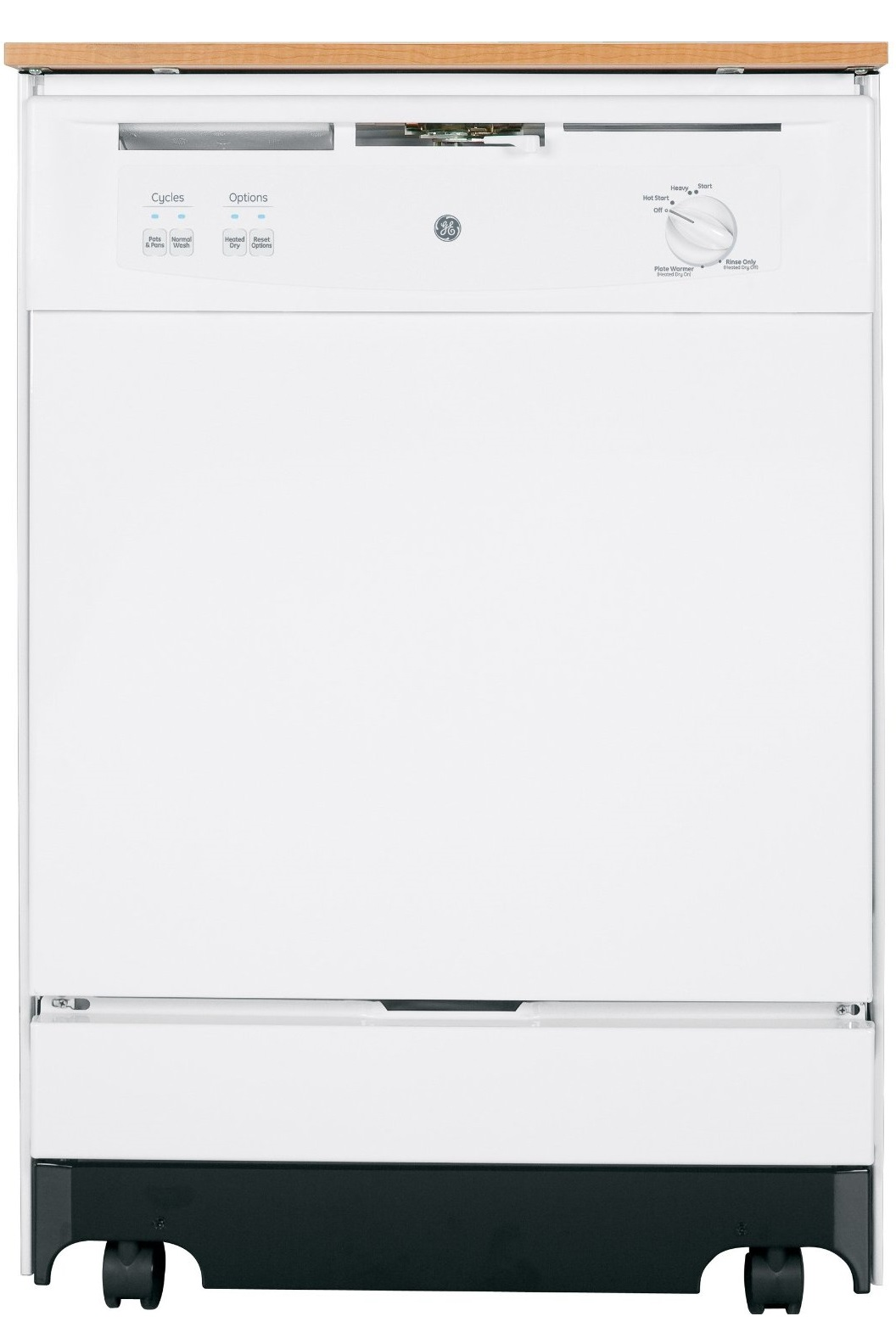 GE GSC3500DWW 25 White Portable Full Console Dishwasher Review