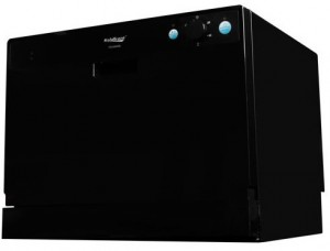 Koldfront 6 Place Setting Portable Countertop Dishwasher Review