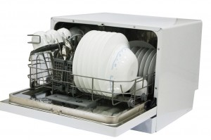 Review of Magic Chef Mcscd6W1 Countertop Dishwasher