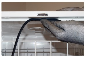 gasket dishwasher clean