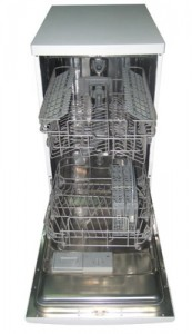 18 Inch Portable Dishwasher  Stainless Steel. SPT Dishwasher Review