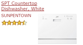 best countertop dishwasher of the month