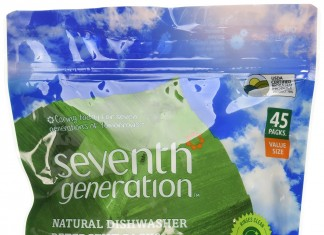 best natural dishwasher detergent