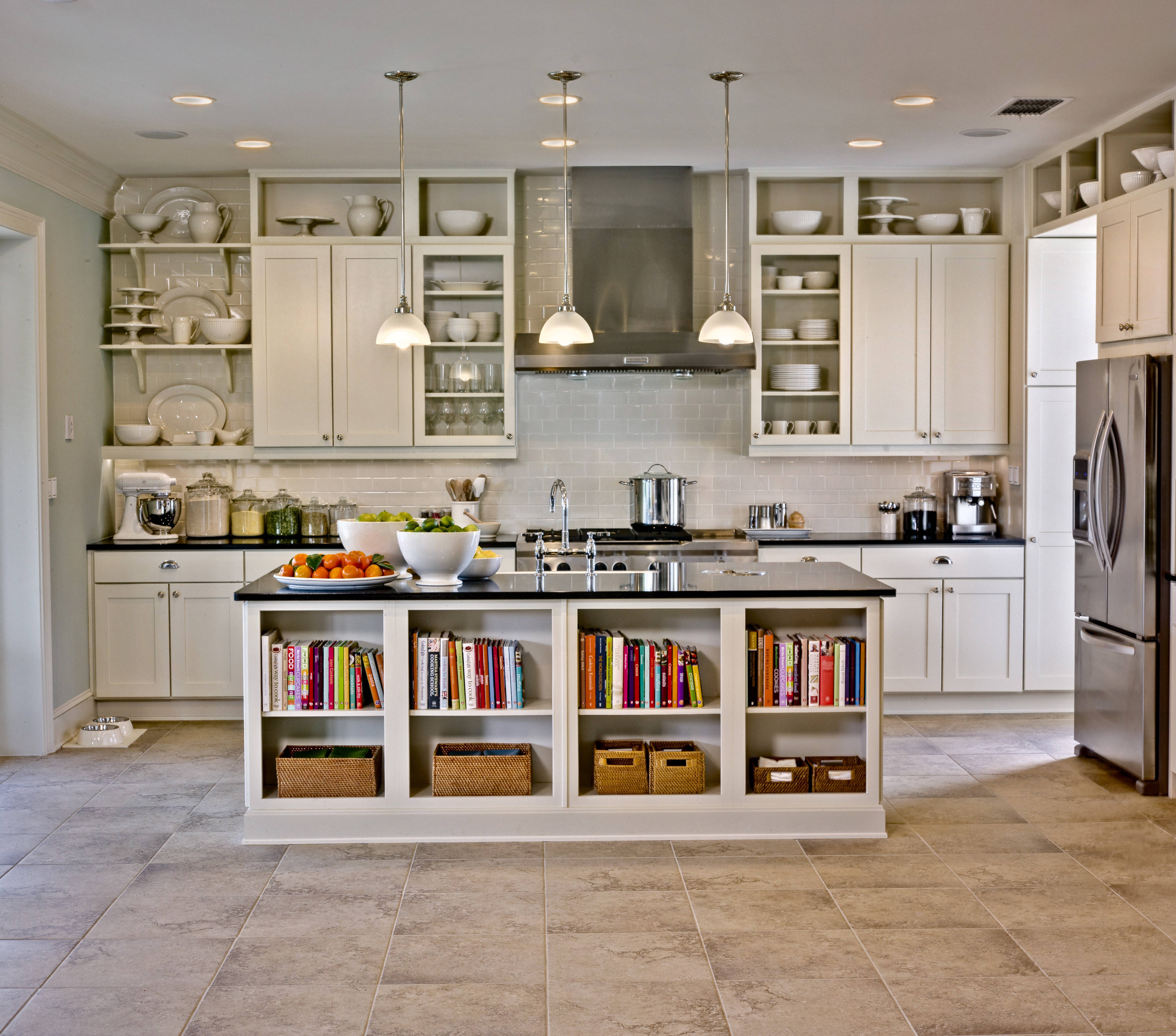 Ideas on how to smartly organize your kitchen for Kitchen ideas organizing