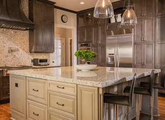Kitchen Cabinets - Modern VS Traditional