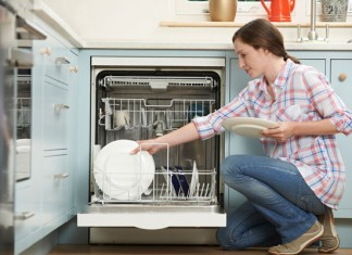 Properly Load Your Dishwasher