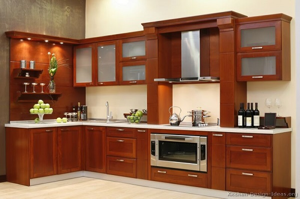 Kitchen Cabinets Modern VS Traditional - Best kitchen cabinets for the money