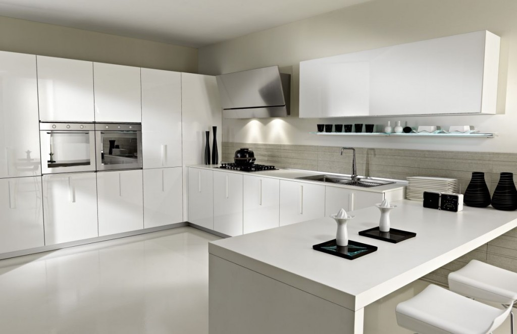 Sensational Kitchen Cabinets Modern Vs Traditional Beutiful Home Inspiration Truamahrainfo