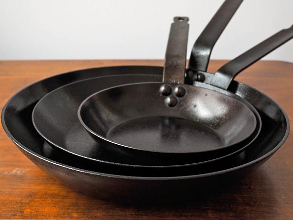 how to fix cast iron pan after dishwasher