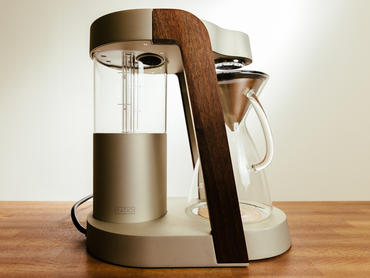 splurge on a coffee maker